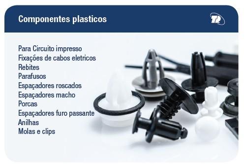 COMPONENTES PLÁSTICO