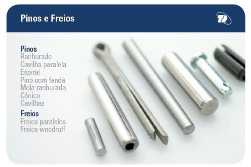 PINOS E FREIOS