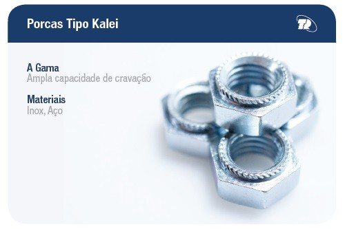 PORCAS TIPO KALEI